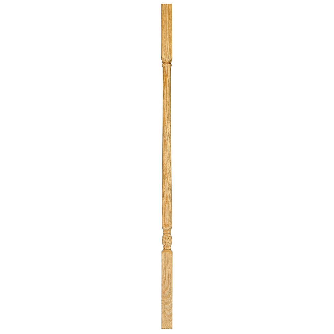 """A-5141 36"""" Square Top Colonial Baluster"""