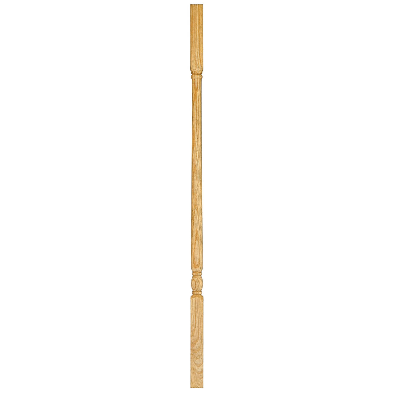"""A-5141 41"""" Square Top Colonial Baluster"""