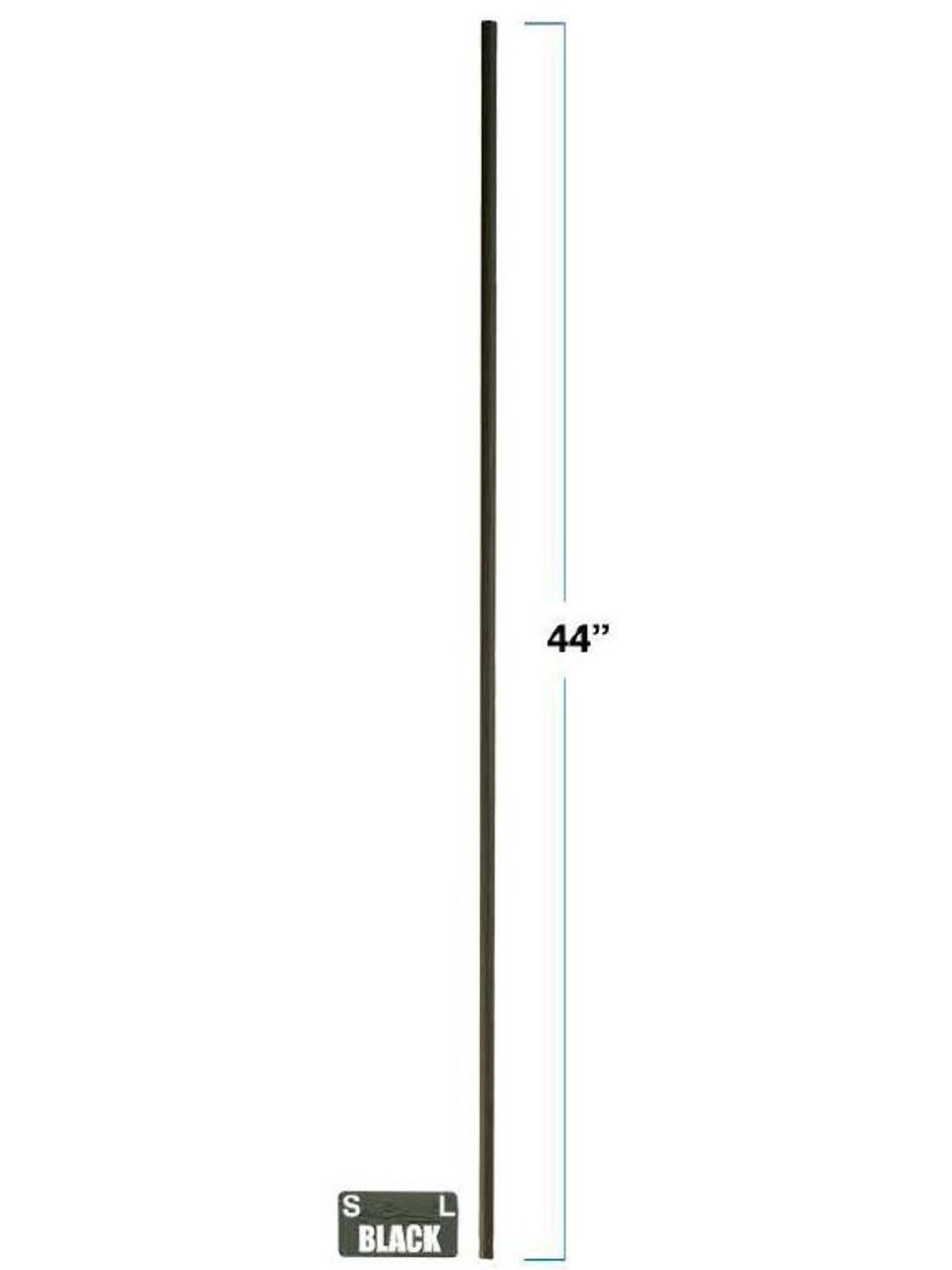 2970 Plain Round Gothic Baluster Dimensional Information