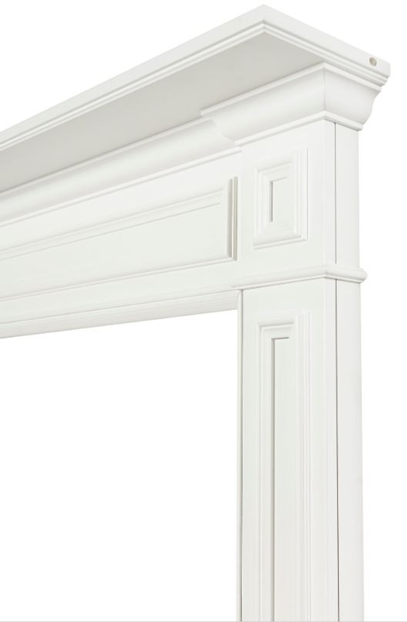 The Mike Fireplace Mantel Surround (2)