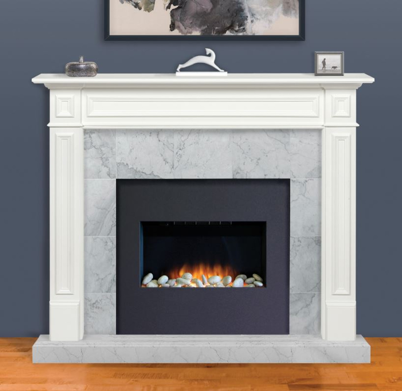 The Mike Fireplace Mantel Surround (3)