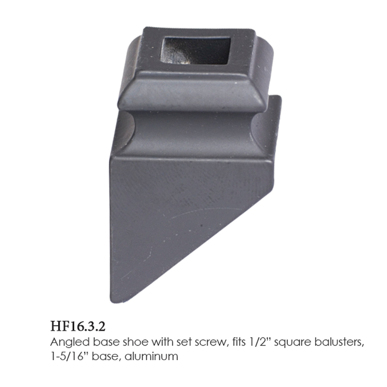 HF16.3.2 Pitch Shoe, Dorado Gold