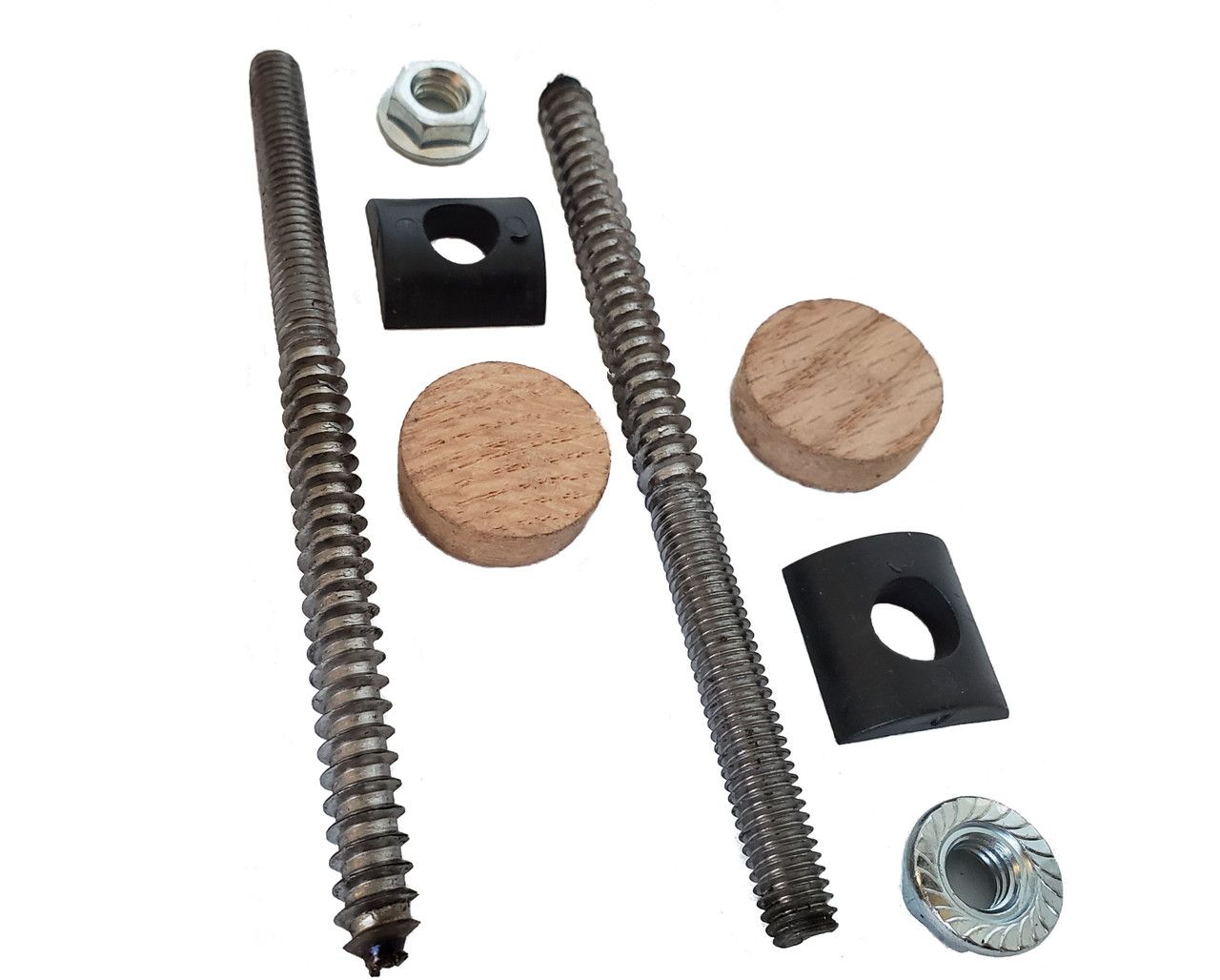 "NWLKIT5 5"" Newel Bolt Attachment Kit"