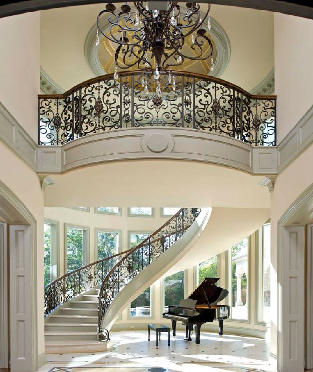 Regency Staircase Image