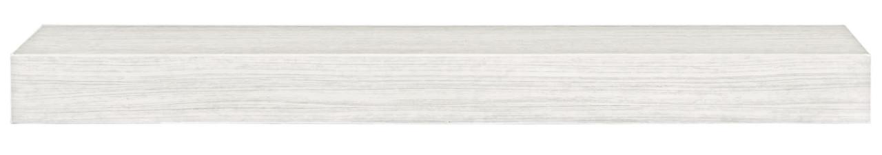 Whitewash NC Mantel Shelf