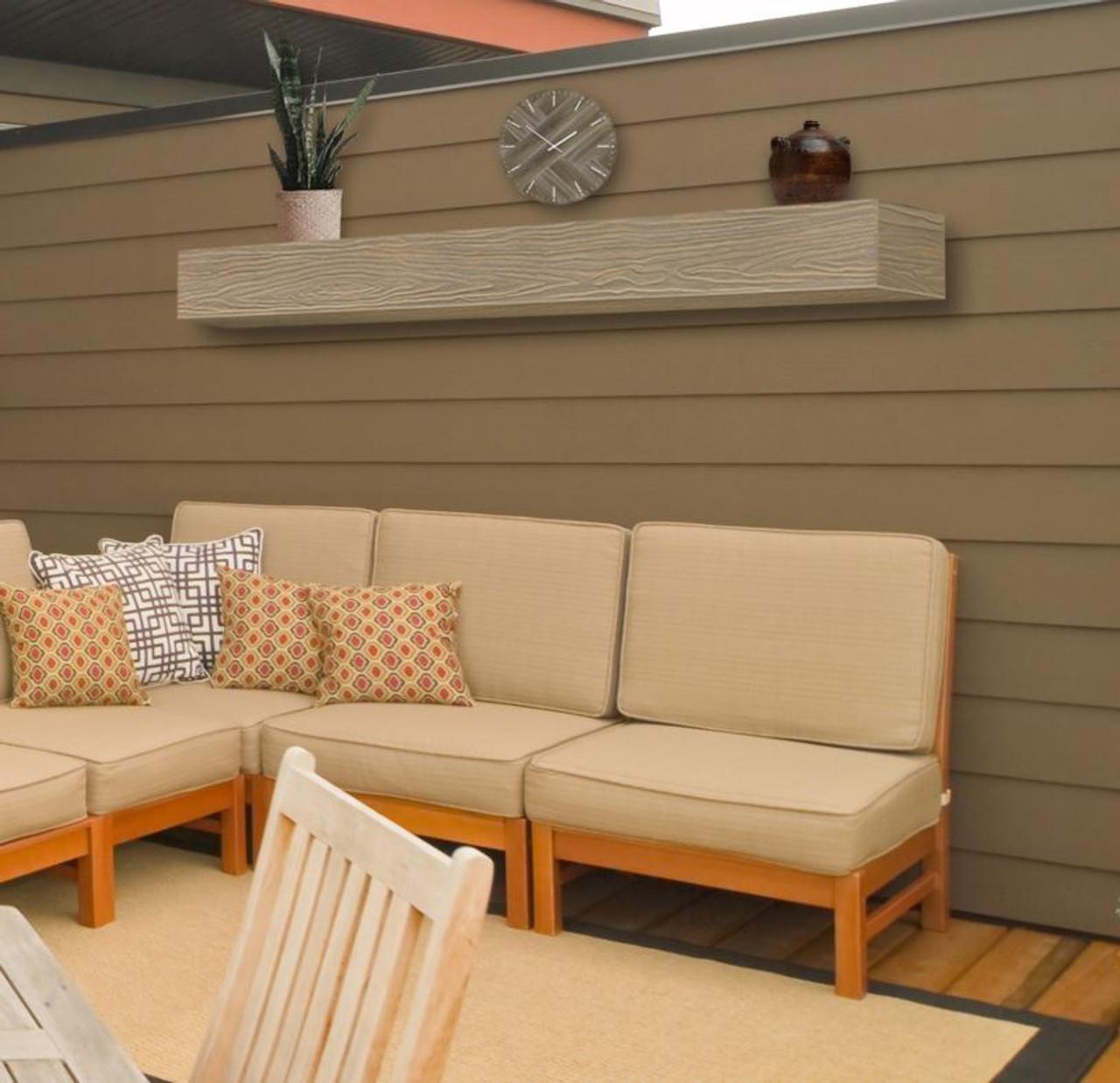 Fontana NC Mantel Shelf Lifestyle View 1