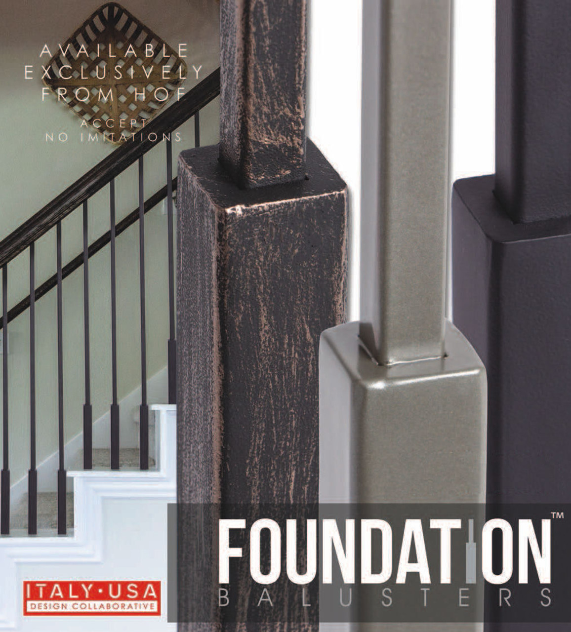 Foundation Square Baluster