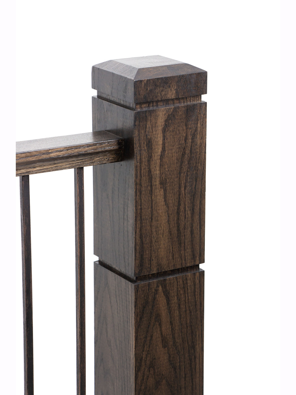 HF5900 S4S Large Routed Newel Post