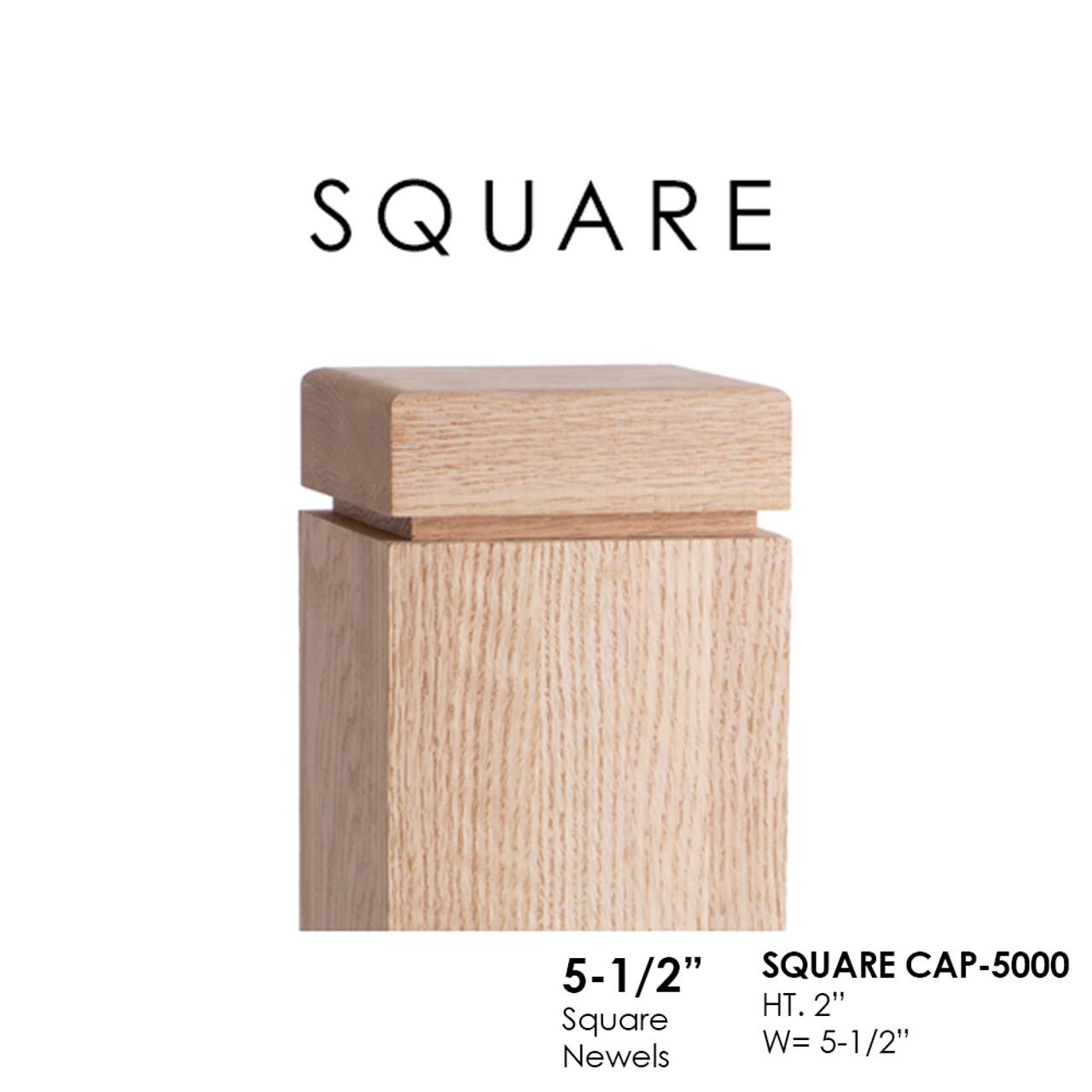 Square Cap - 5000