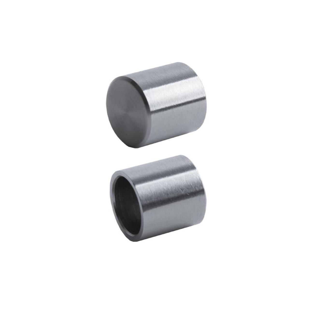 12 mm Round Bar End Cap