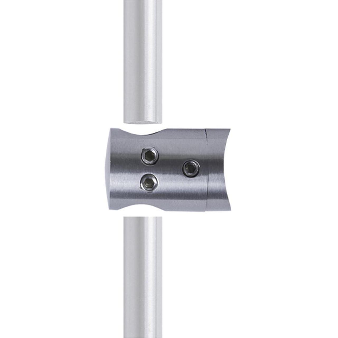 12 mm Round Bar Infill Holder – Connector – Fits 42.4 mm newel (AX10.010.206.A.SP)
