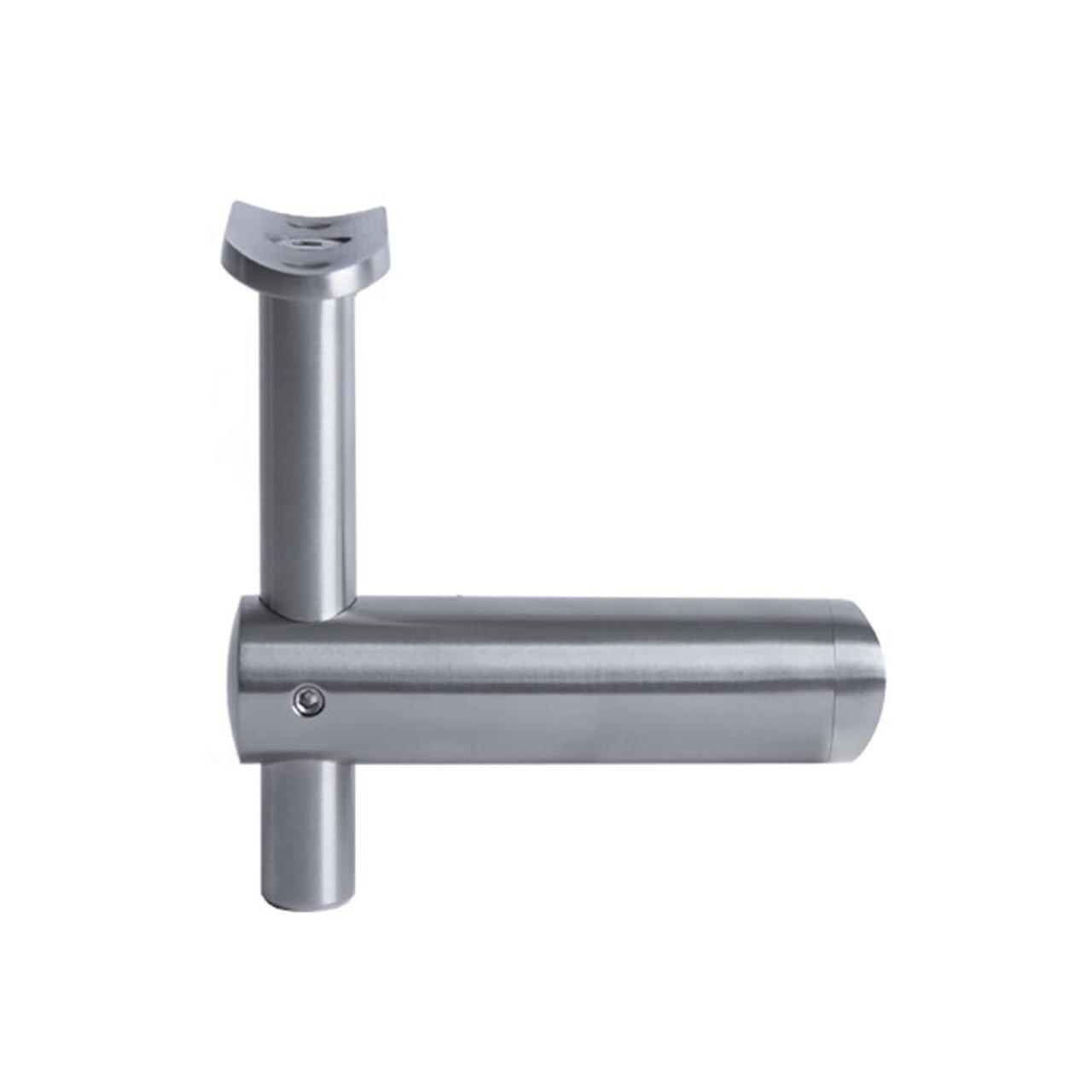 Post Handrail Support Bracket for 42.4 mm Round Rail