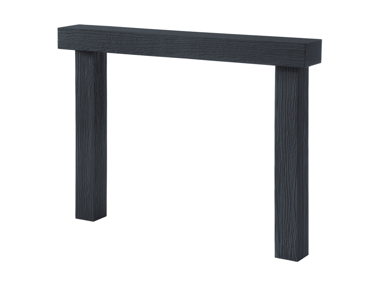 Zachary Non-Combustible Fireplace Mantel Surround Pepper (2)