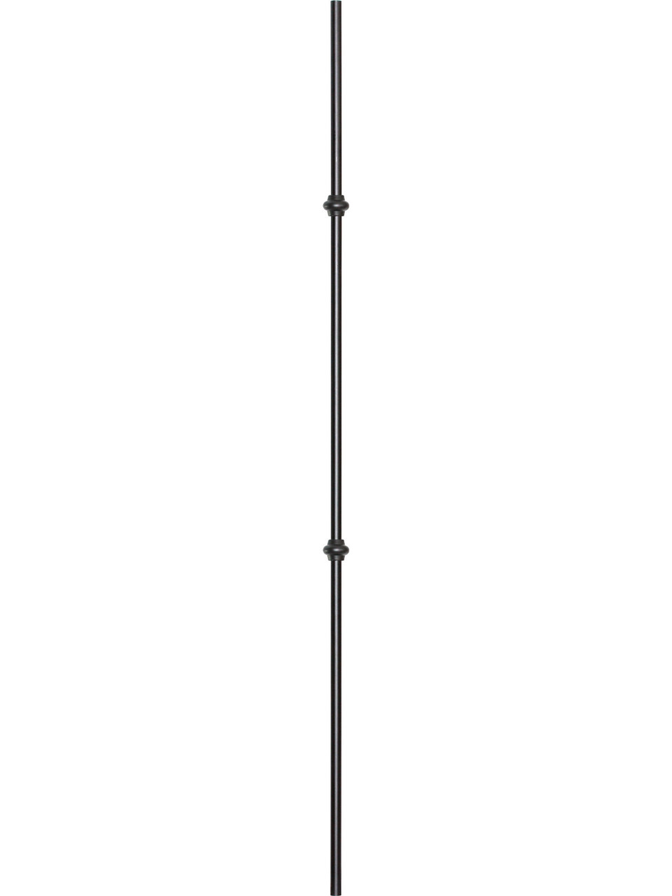 """FIH5580-44 9/16"""" Round Tube Baluster Double Knuckles"""