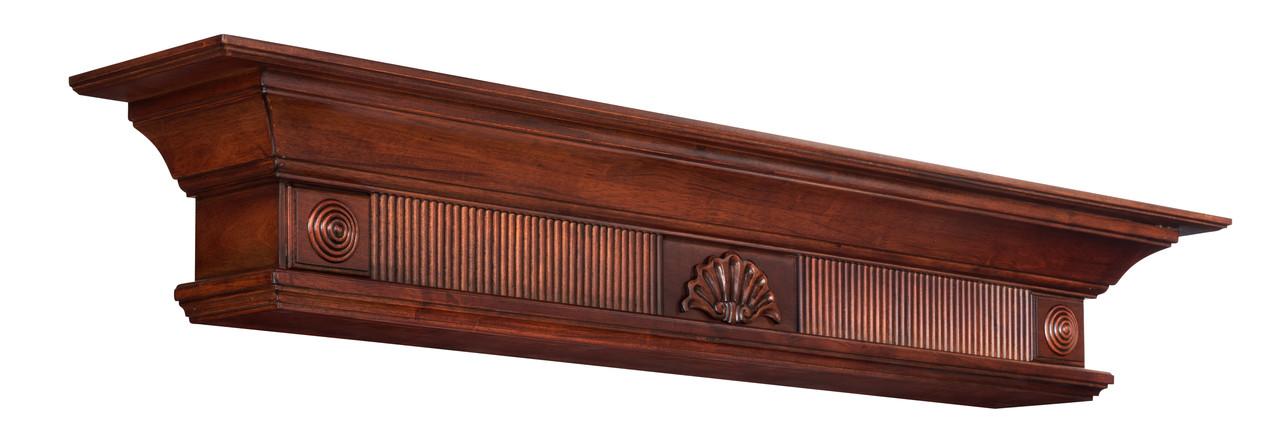 The Devonshire Mantel Shelf