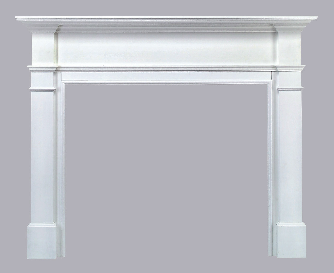 "The Windsor 56"" Mantel"