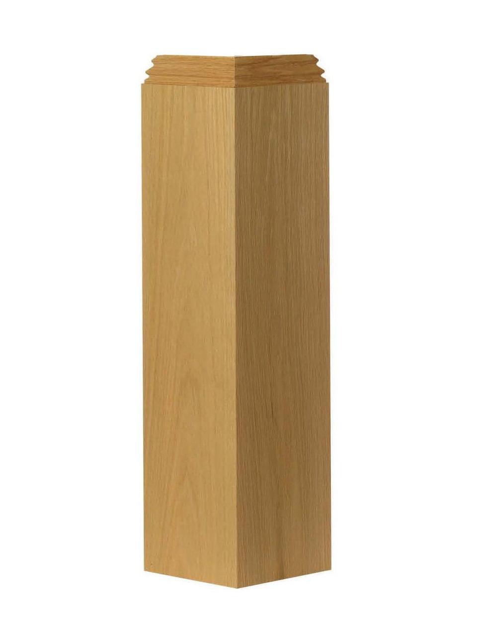4075 Box Newel Pedestal/Sleeve
