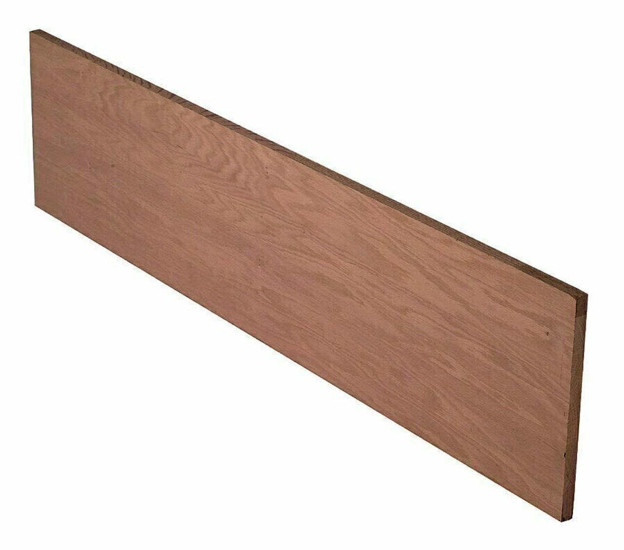 8075 Red Oak Stair Riser
