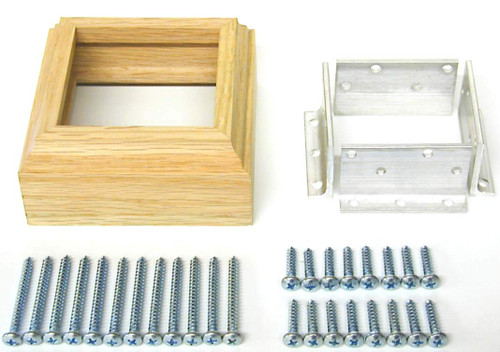 "3009 Newel Post Anchor Kit for 3"" Newels"