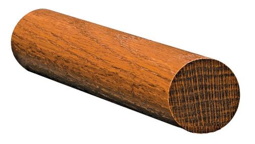 """1500 Poplar 1-1/2"""" Full Round Handrail"""