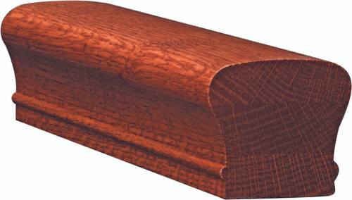 6210 American Cherry or Alder Handrail