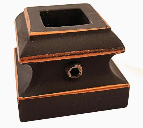 SH901 Flat Shoe (Oil Rubbed Copper)