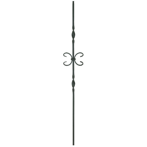T-10 Single Butterfly, Double Ribbon, Tubular Steel