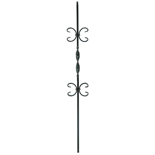 T-11 Double Butterfly, Single Ribbon, Tubular Steel