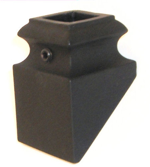 2G904 Slanted Shoe for 16mm Square Balusters