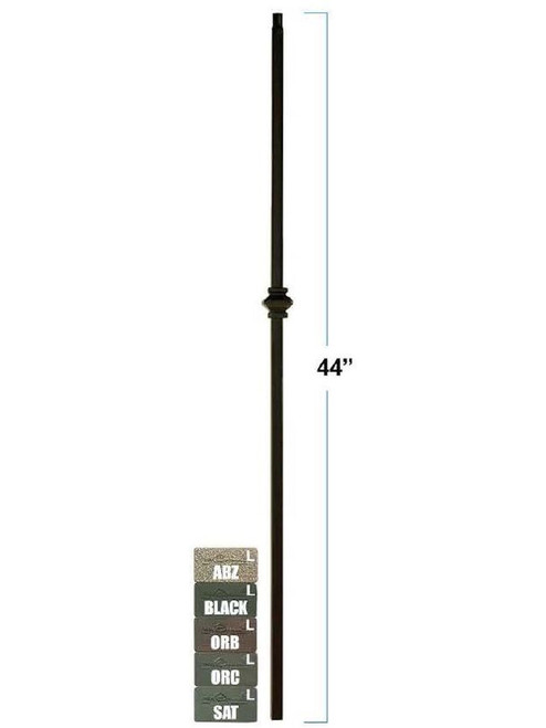 "2856 Mega Single Knuckle Baluster 3/4"" (19mm)"