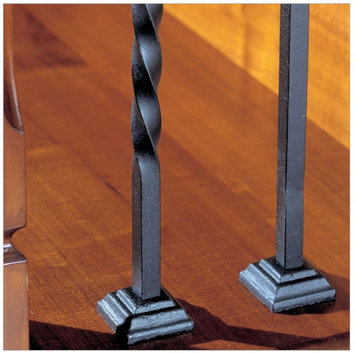 PC60/8 Newel Post Shoe, 1 3/16-inch (2)