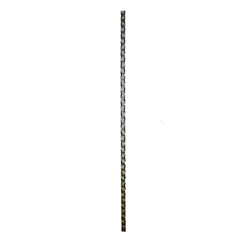 PC8/5 Hammered Bar 9/16-inch Iron Baluster