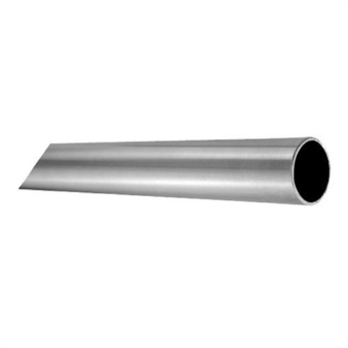Railing Pipe Stainless Steel Pipe L = 0,1-1,95 M 42,4 x2 0 Stainless Steel v2a sanded