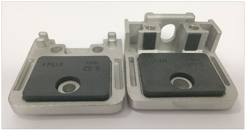 E00983 Stainless Steel Glass Clamp (2)