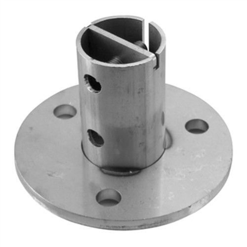 E403 Stainless Steel Wall and Floor Flange