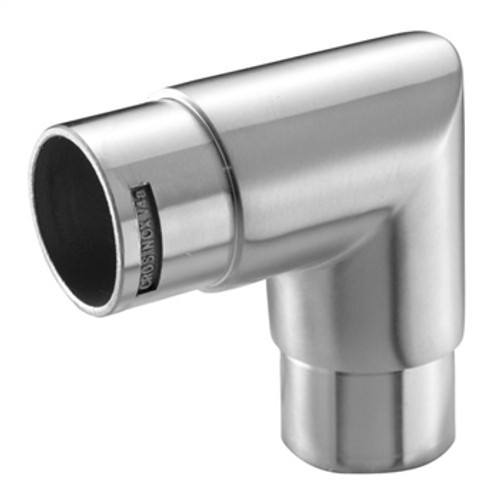 "E451 Stainless Steel Elbow 90-degree 1 2/3"" Tube"