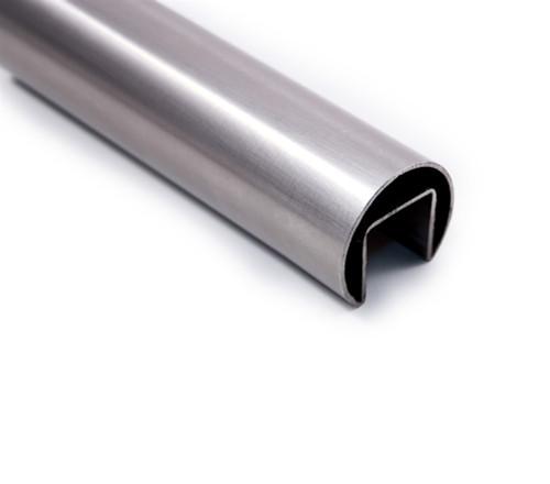 """E1000424 Stainless Steel Tube 1-7/8"""" Dia, 19'8"""""""