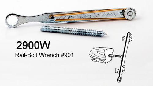 2900W Rail Bolt Wrench