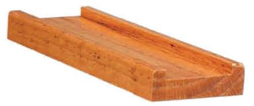 6001S Shoerail, Soft Maple or Ash