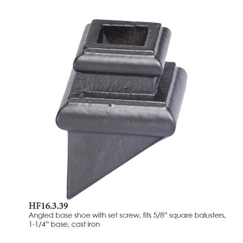"HF16.3.39 5/8"" Pitch Shoe with set screw"