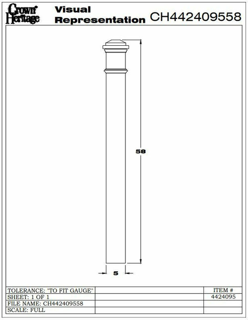 4095 CADD drawing