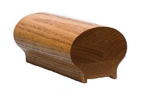 7600P Soft Maple or Ash Handrail