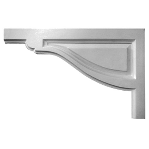 SB08X05TR-L Left Hand Small Traditional Stair Bracket