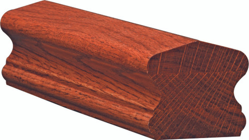 6910 Mahogany Handrail