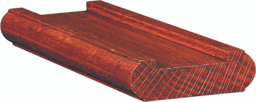 6046 Shoerail, Brazilian Cherry or Mahogany