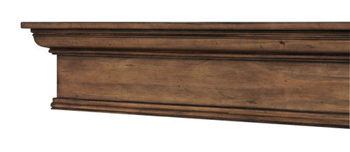 The Savannah Fireplace Mantel Shelf
