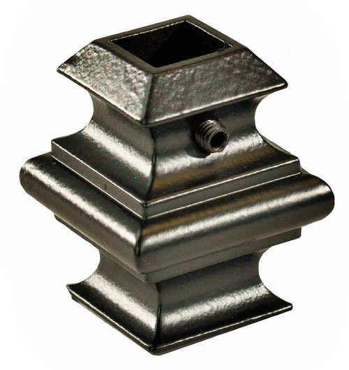 2345 Adjustable Knuckle for 1/2-inch 12mm stair balusters
