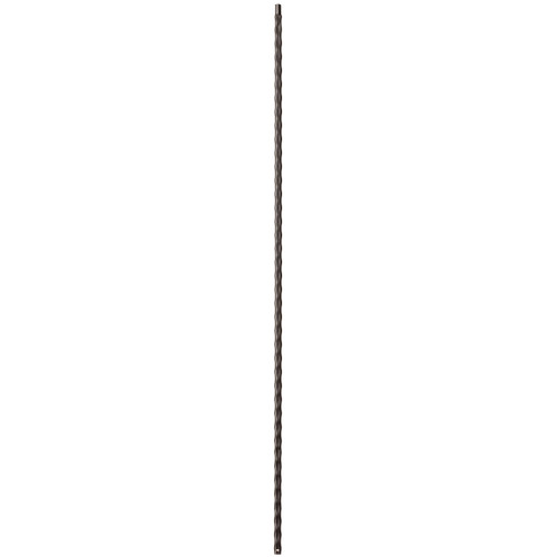 9031HF Plain Face Hammered Baluster