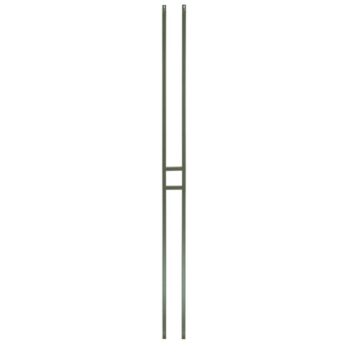 T-20 Single Panel Craftsman Baluster (Pewter)