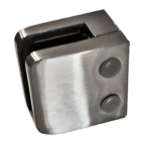 GC55SQ304 Stainless Steel Glass Clamp